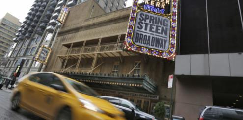 Springsteen inntar Broadway