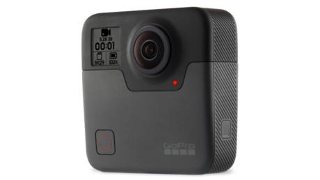 360-kameran GoPro Fusion ger spännande möjligheter. Foto: GoPro
