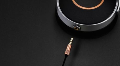 Kabeln har en 3,5 mm minijack-kontakt till hörluren, som gör det relativt enkelt att hitta kablar från andra tillverkare om man vill. Foto: Pioneer