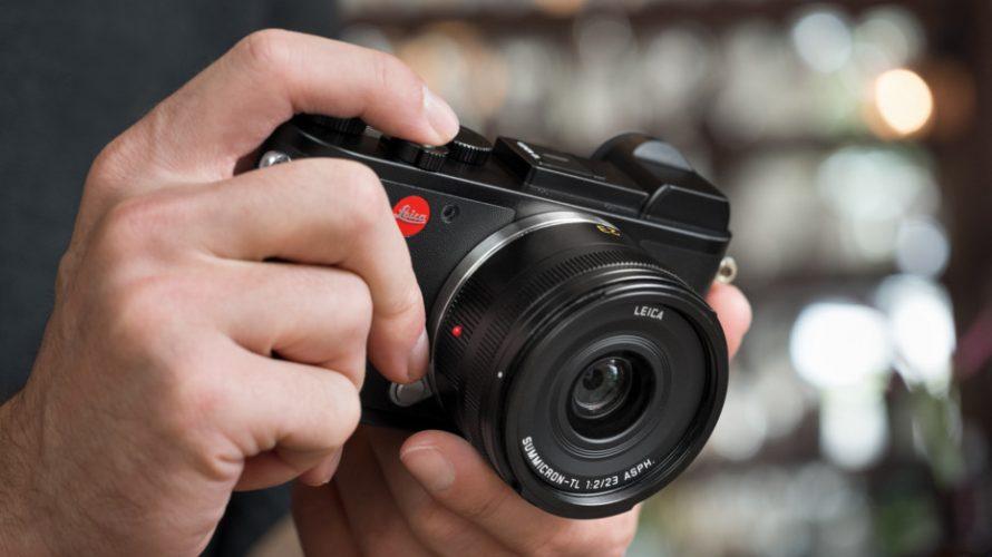 Sjekk det kule Leica-kameraet