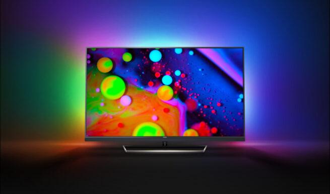 "6 x 55"" 4K TV-er med HDR!"