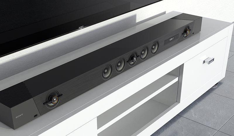 Sony lydplanker får bedre lyd på lydreturkanalen