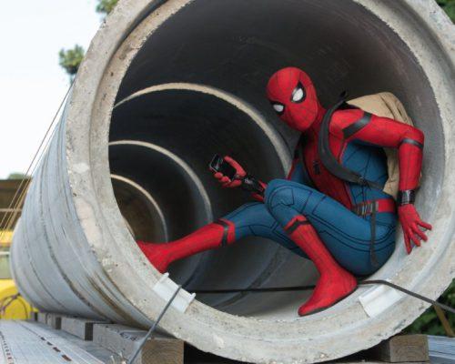 Spider-Man: Upretensiøs, keitete superhelt