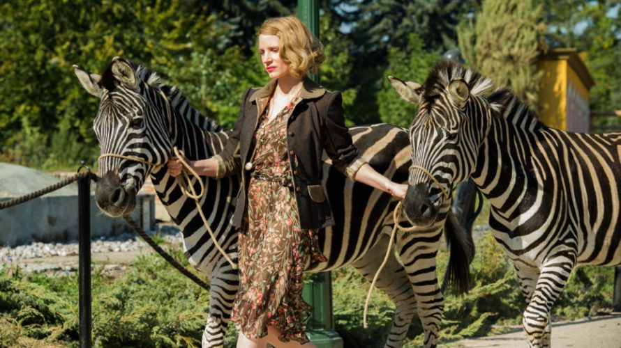 The Zookeeper's Wife: Fascinerende historie, platt fortalt