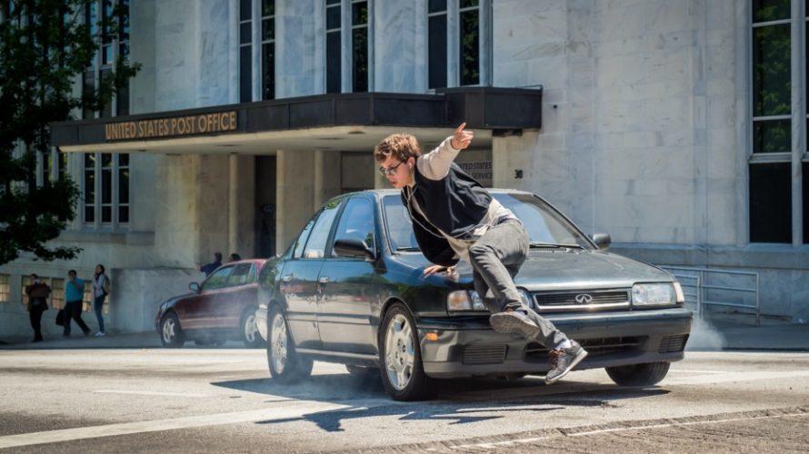 Baby Driver: Frisk og frekk babysjåfør