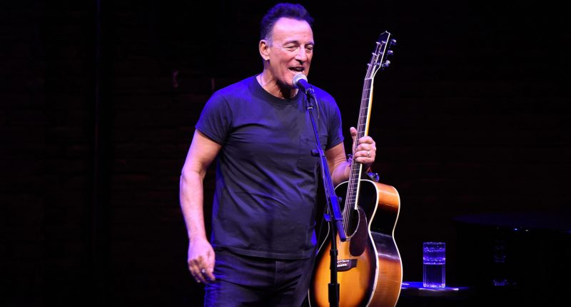 Springsteen tar Broadway til Netflix!