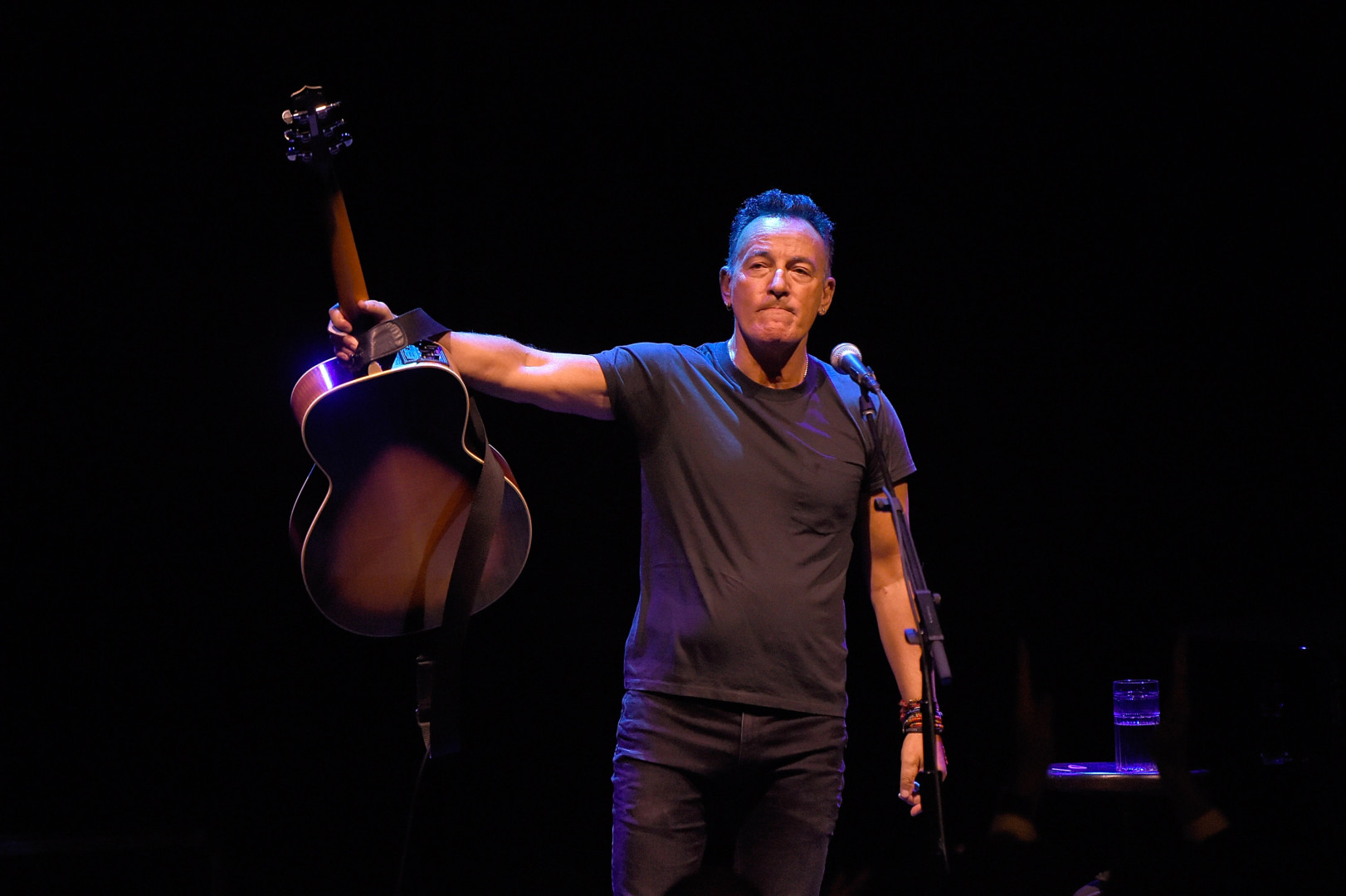 """Springsteen on Broadway"" (Foto: Kevin Mazur/Getty Images)"