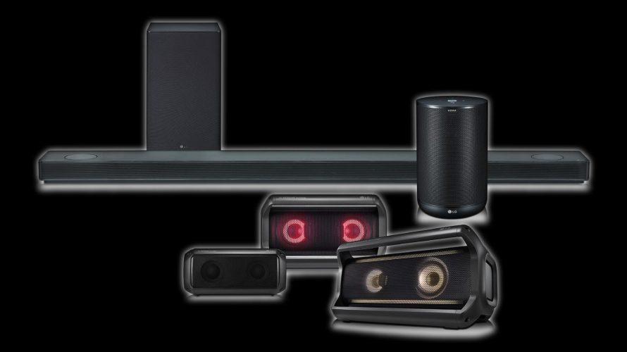 Bedre og smartere høyttalere fra LG