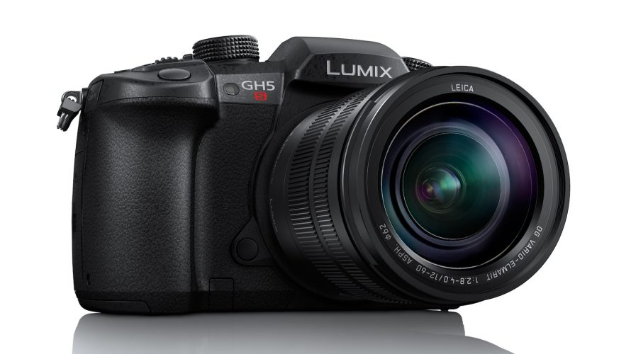Lysfølsomt Panasonic-kamera