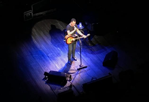 «Springsteen on Broadway» (Foto: petercauvel, instagram)