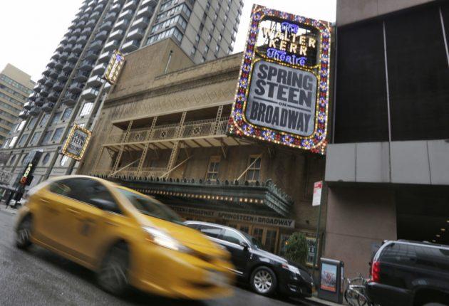 «Springsteen on Broadway» (Foto: AP Photo/Richard Drew)