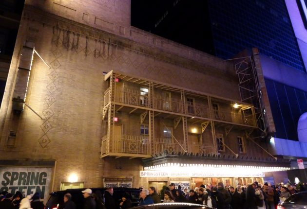 «Springsteen on Broadway» (Foto: Tor Aavatsmark)