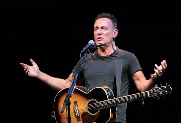 «Springsteen on Broadway» (Foto: Rob DeMartin)