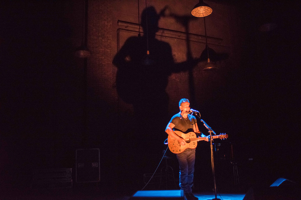 """Springsteen on Broadway"". Foto: Rob DeMartin"