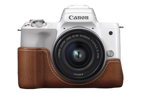 Kompakt Canon med 4K-video