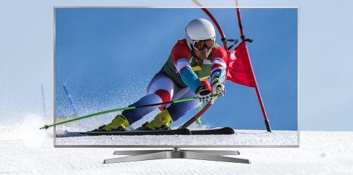 """Test av 75"""" 4K-TV storskjermer med HDR"""