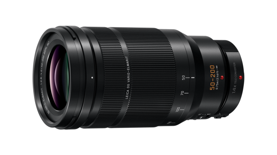 Leica-zoom til Panasonic Lumix