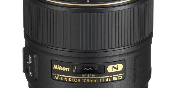Nikon AF-S 105mm F1.4E ED
