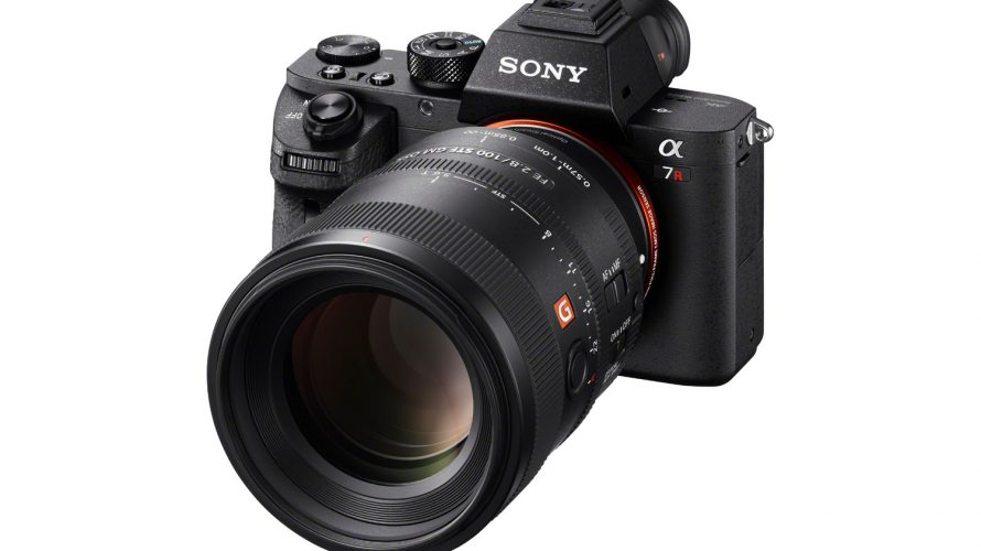 Sony FE 100mm F2.8 STF GM OSS