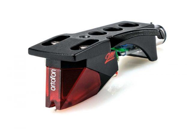 Ortofon 2M Red er en utmerket budsjettpickup.