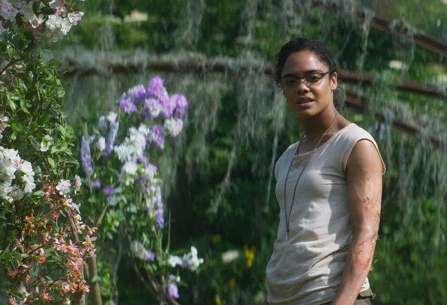 Tessa Thompson plays Josie Radek in Annihilation from Paramount Pictures and Skydance.