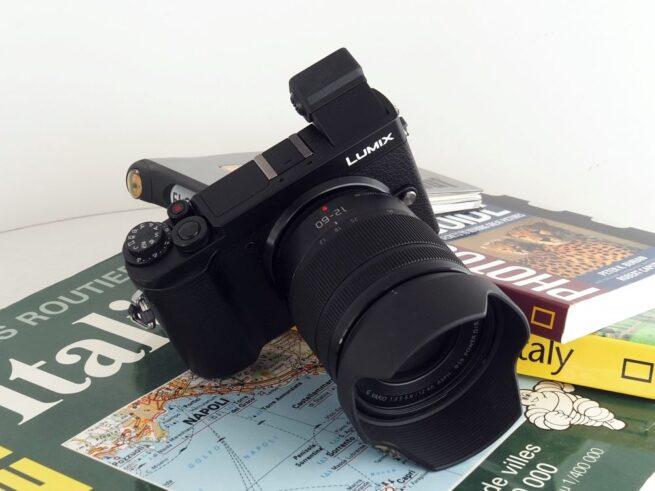 Superkamera for proffer