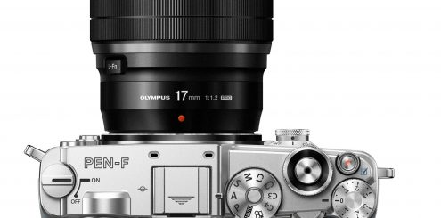 Olympus M.ZUIKO Digital ED 17mm f1.2