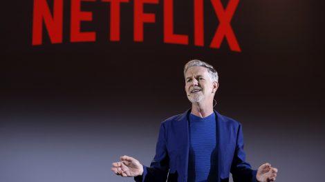Netflix tar en norsk en!