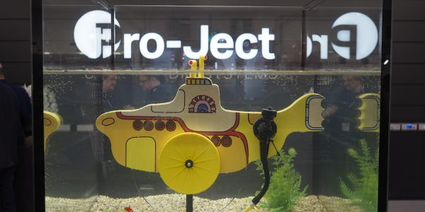 Pro-Ject Yellow Submarine