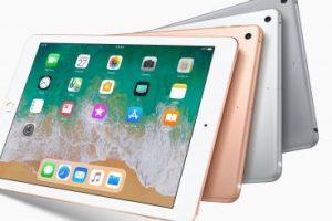 iPad 9.7″ 2018 (6. generation)