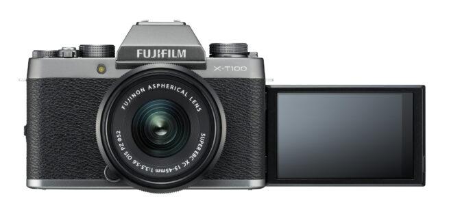 Fujifilm X-T100 – Avansert nybegynnerkamera