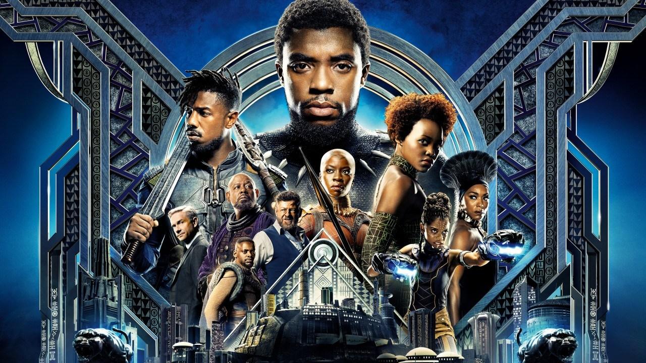 """Vi kan inte tänka oss att """"Black Panther vinner en Oscar för Bästa film. Foto: Walt Disney"""