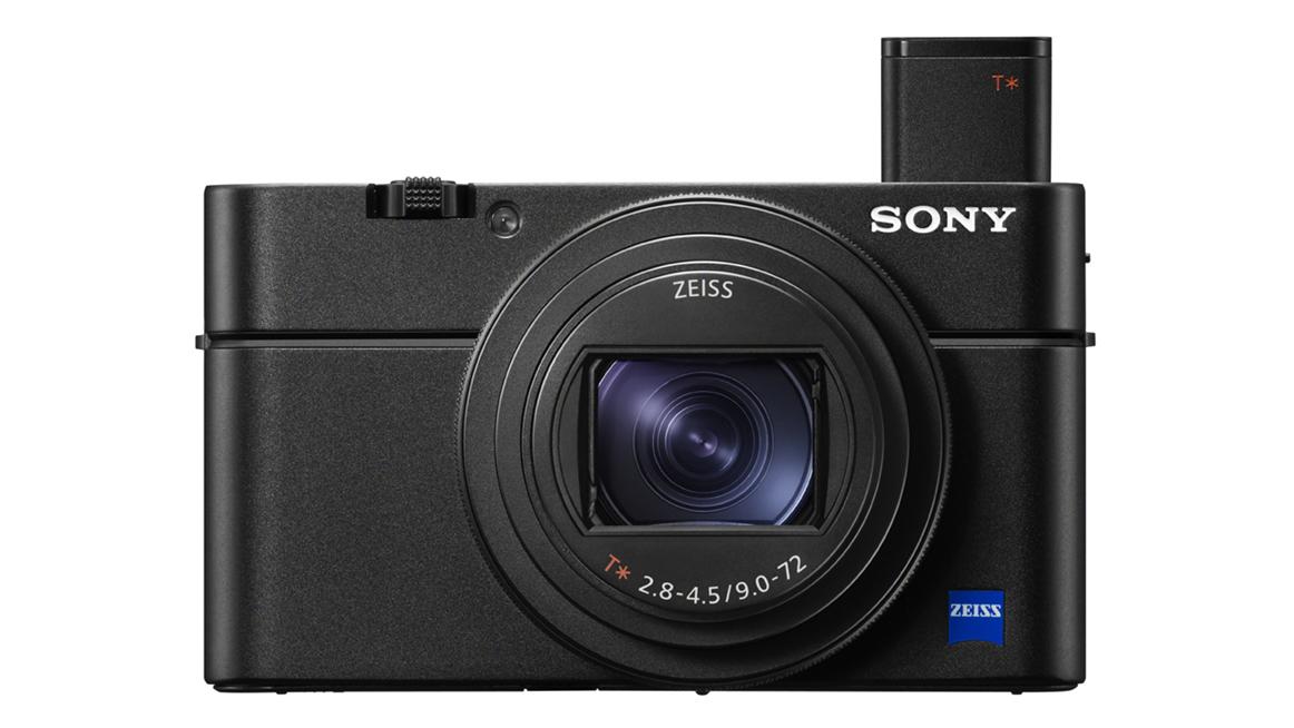 Sökaren hoppar upp så att kameran är redo direkt. Foto: Sony