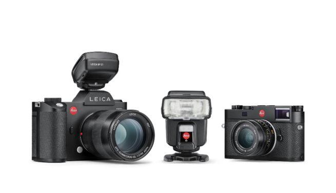 Trådløs Leica-blits