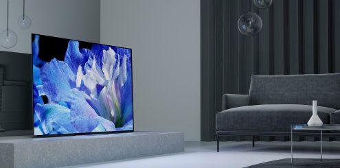 Sony KD-65AF8 OLED TV