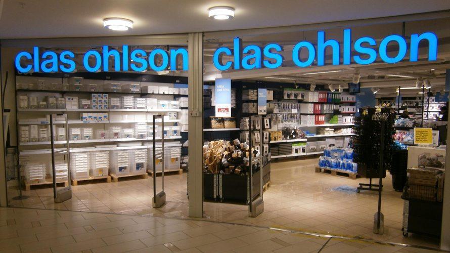 Clas Ohlson leverer hjem