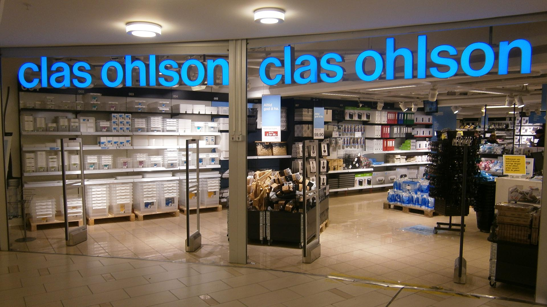 Clas Ohlson, Storo Storsenter
