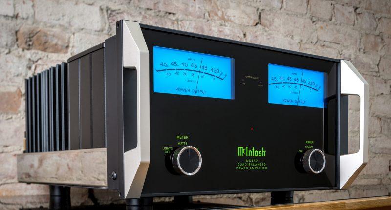 450w rå kraft i stereo