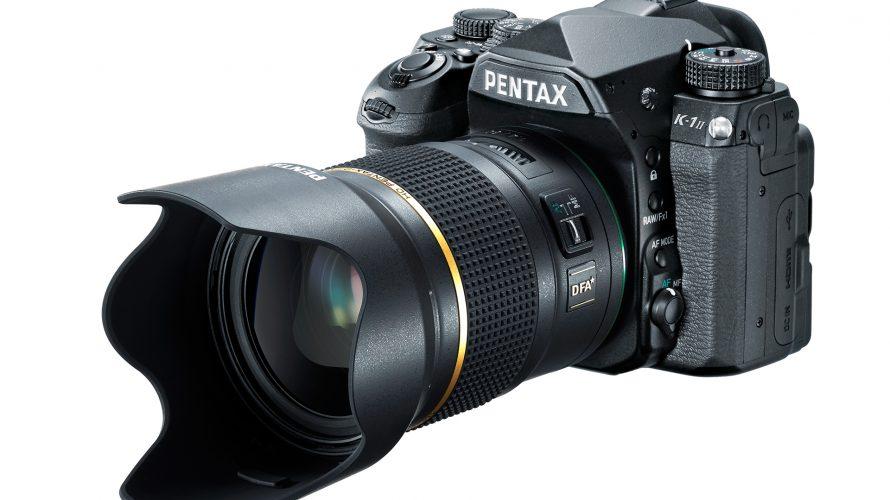 Lyssterk 50mm til Pentax