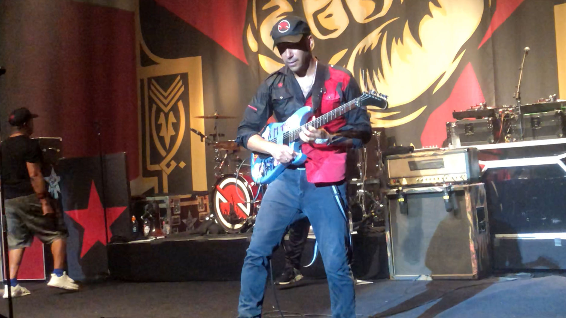 Tom Morello, Prophets of Rage