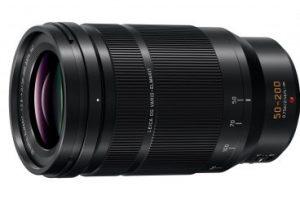 Panasonic Leica DG Vario-Elmarit 50-200mm F2.8-4.0