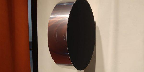 Beosound Edge: High-tech høyttaler fra B&O