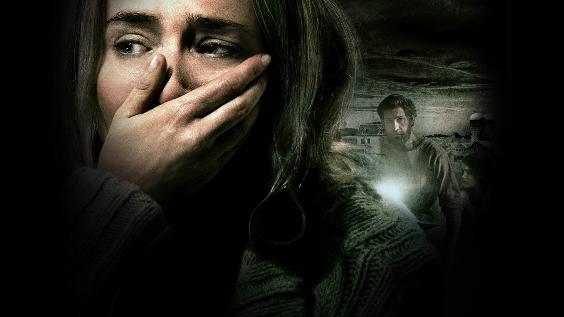 "Briljanta ""A Quiet Place"". Foto: Fox Paramount"