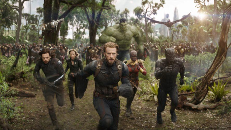 Avengers 3 – Infinity War