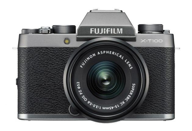 Kameraet finnes også i grått.