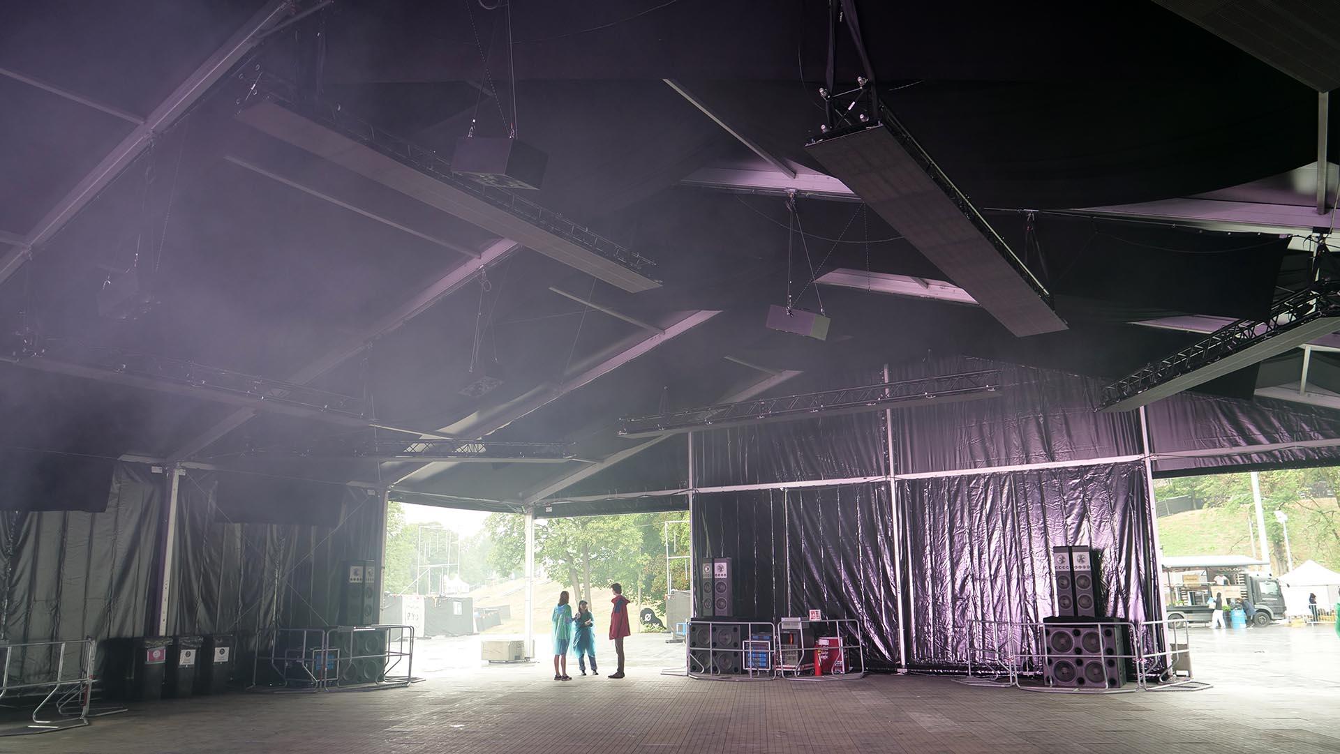 Hi-Fi Klubben Øya 2018