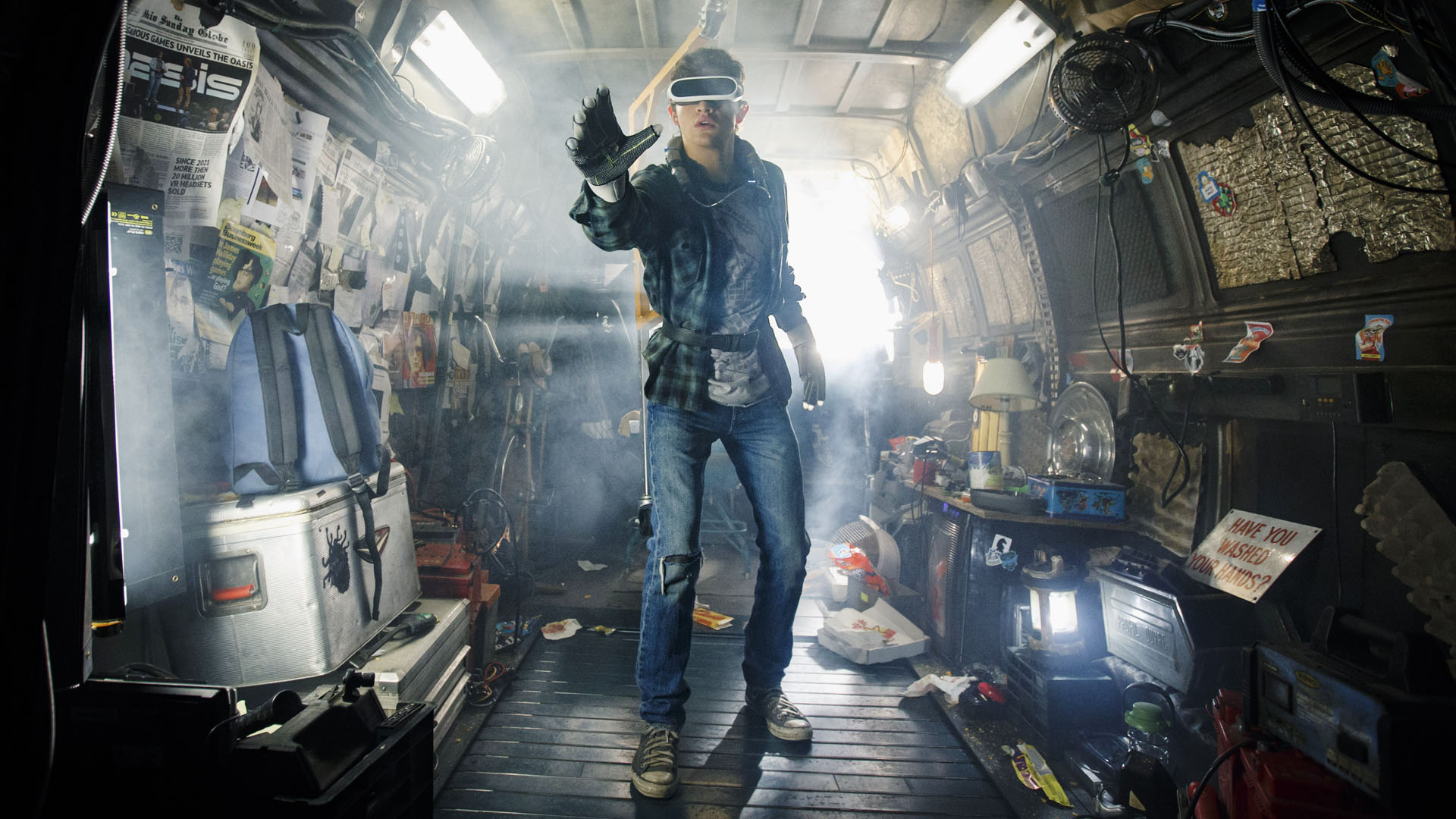 "Spielbergs ""Ready Player One"" Foto: Fox Paramount"
