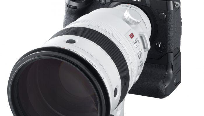 200mm tele fra Fujifilm
