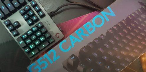 Logitech G512 Carbon