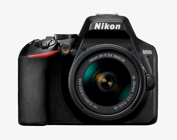 Nikon lanserer speilrefleks for nybegynnere